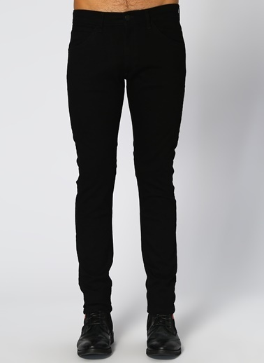 Lee&Wrangler Jean Pantolon Siyah